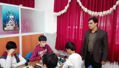 مسابقات شطرنج مقطع متوسطه اول استان زنجان